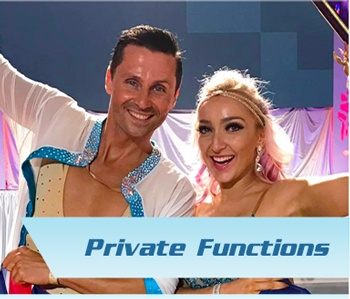 Dance Shows for Private Functions